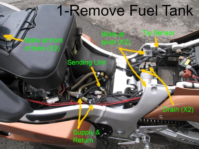 How to DIY 1999 2000 Step-By-Step Fuel Pump Filter replacement (no