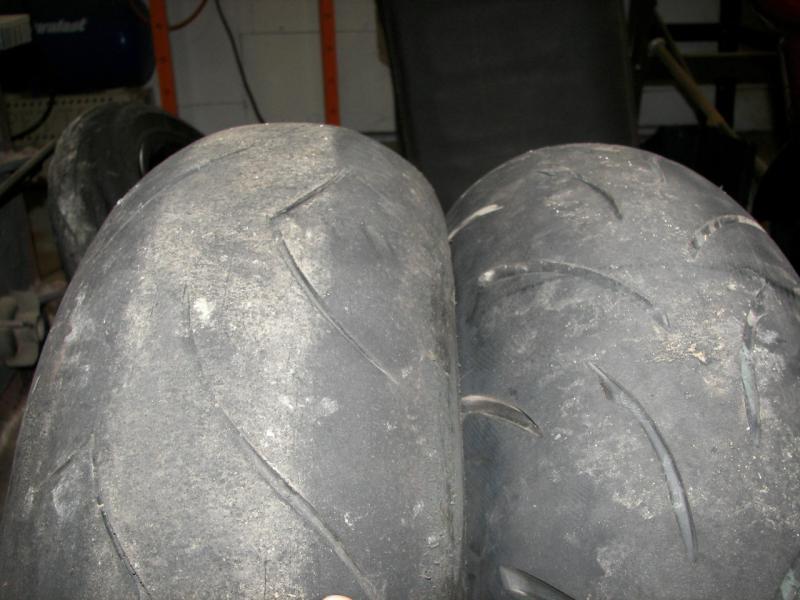 PIRELLI DIABLO ROSSO CORSA 190//55ZR17 190//55R17 Rear Tire 190//55-17 Sport