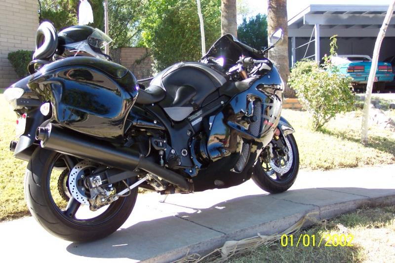 Hahn Stage 1 Turbo Info Needed | Turbo | Hayabusa Owners Group