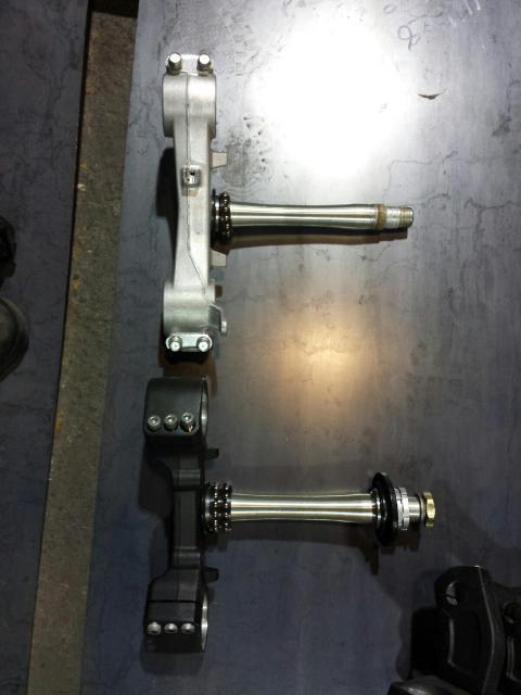 Soupys Suzuki B-King Threaded Style Lowering Links Kit