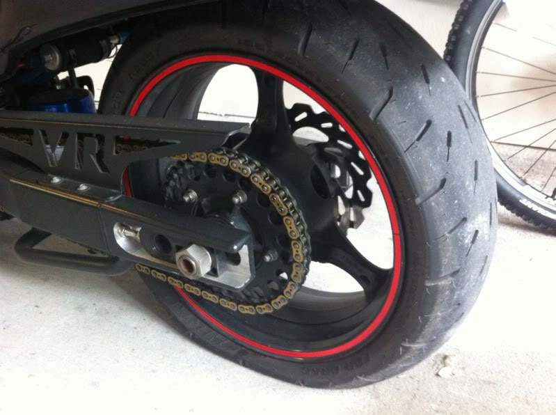 Shinko hook up pro drag radial