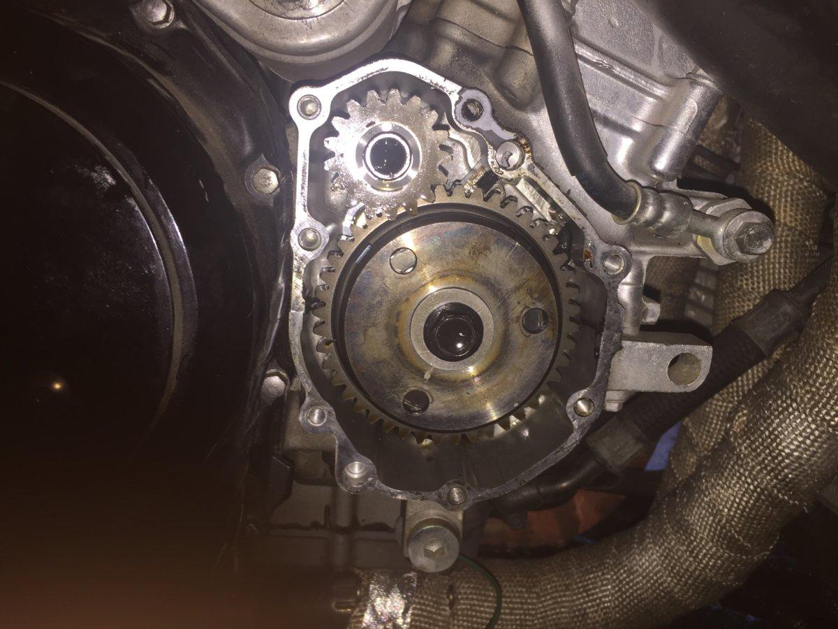 Cam Chain~2015 Suzuki GSX1300R Hayabusa Wrench Rabbit HC82RH2015136