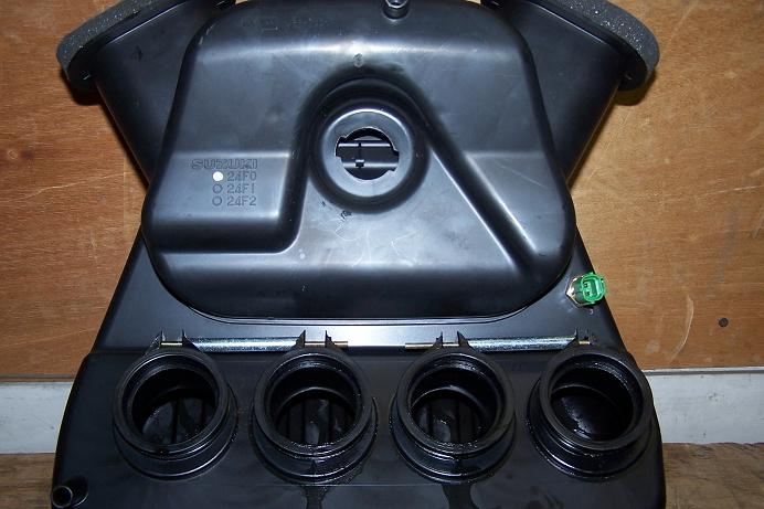 Small Air Box Mod Engine And Performance Mods Hayabusa Owners Group