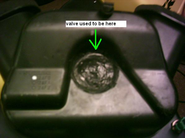 Air Box Mod Pics And Valve Mod General Bike Related Topics