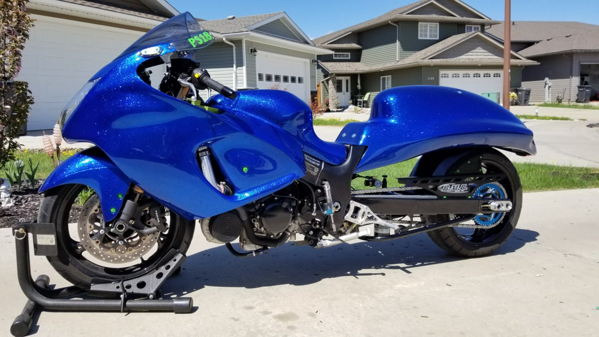 New to Busa and site, saying hello from Houston!   New