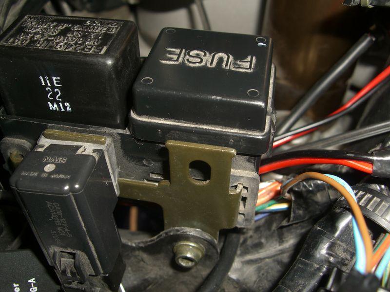 diy led flasher mod hayabusa owners group hayabusa fuse box location at gsmx.co