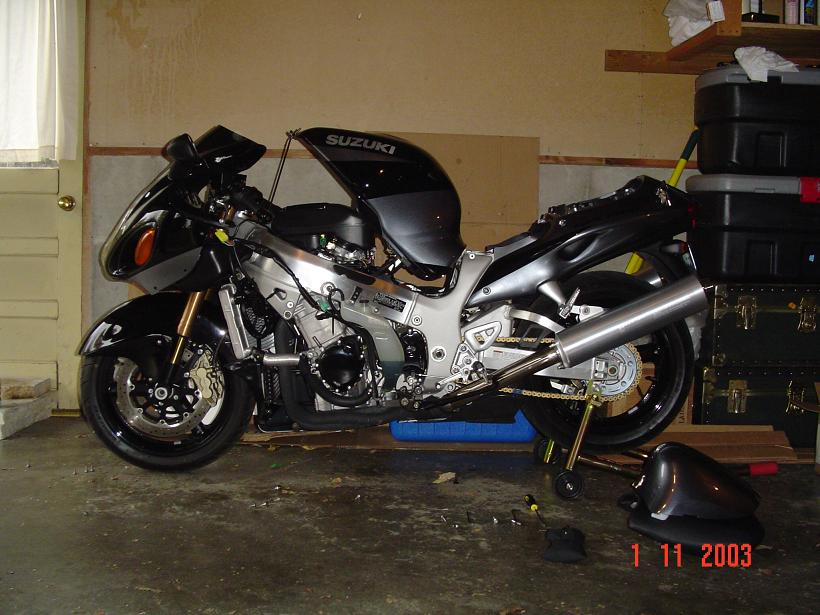 Stator Cover Replacement | Busa problems | Hayabusa Owners Group