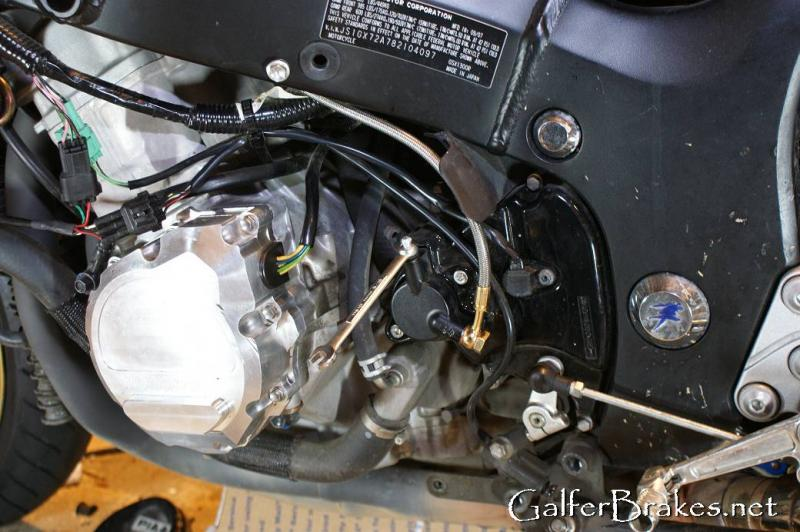 Changing clutch fluid?? | General Bike Related Topics