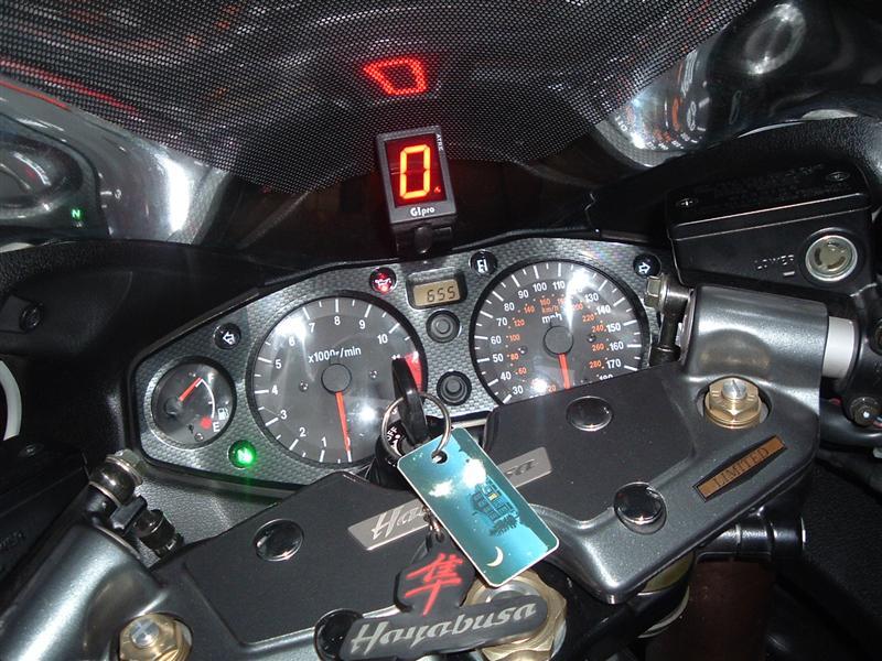 Gear Indicator Pro W Atre For Suzuki New Owners Forum Hayabusa