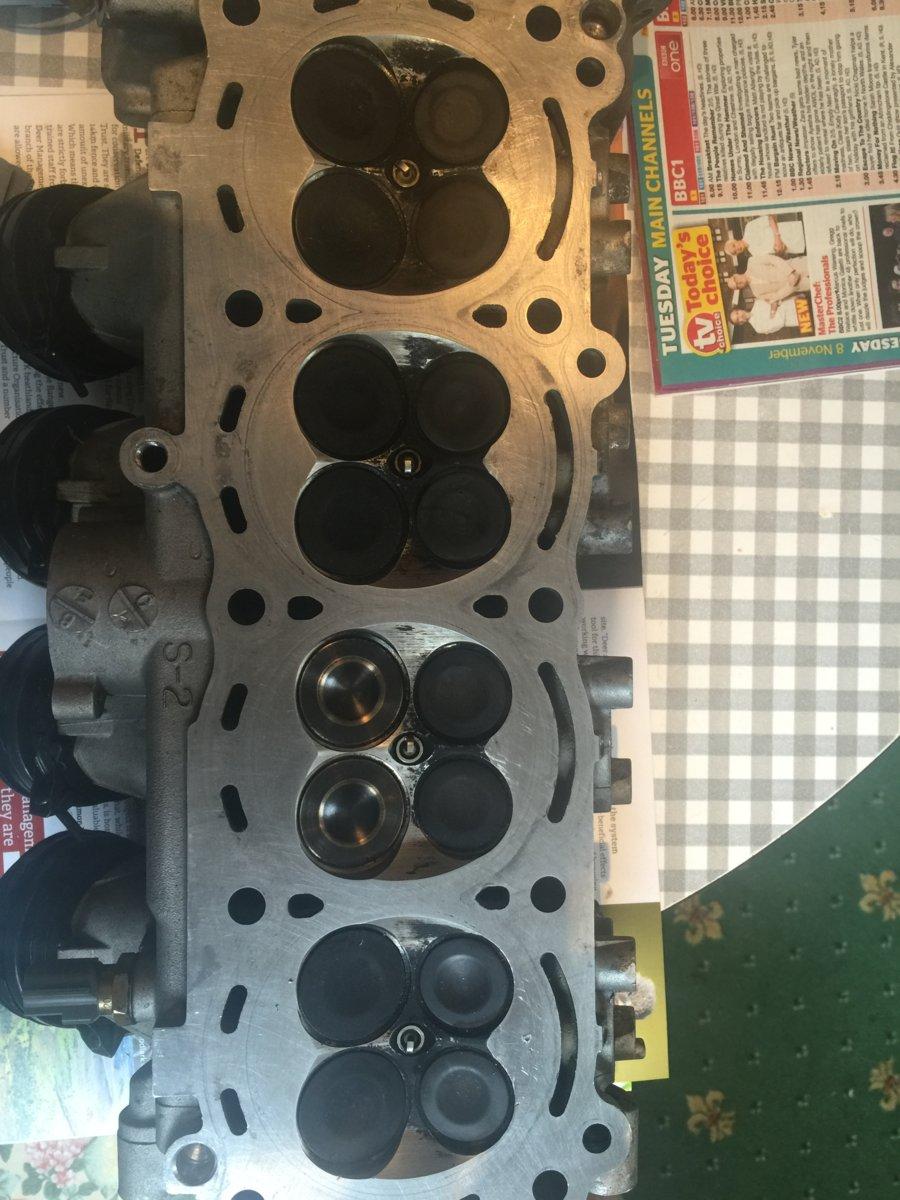 Hayabusa Gen 1 2000, 2 & 3 Cylinders Not Firing, Losing
