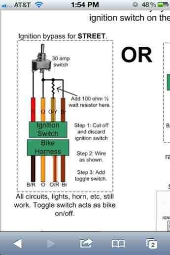 C42 Fix On Eu B-king | Immobilizer | Hayabusa Bypass Harness
