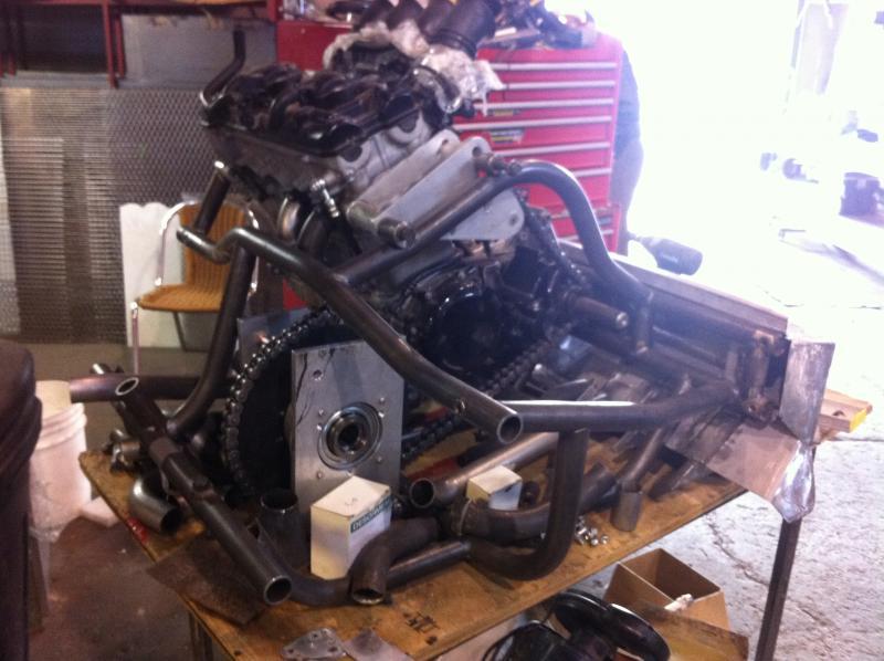... Hayabusa 1300 Engine moreover Crazy Fiat 600 Suzuki Engine. on