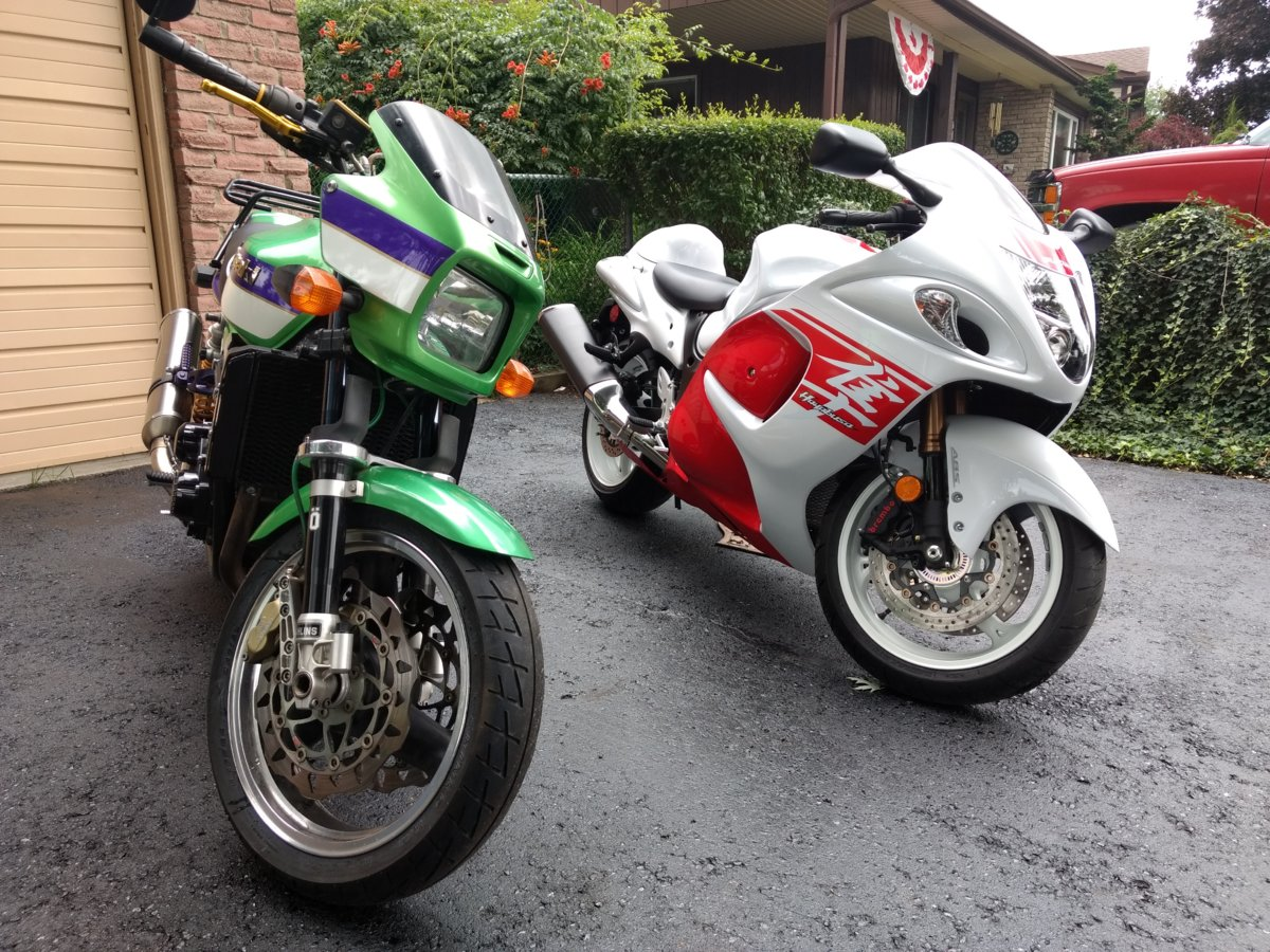 New to me 07 Busa   New Owners Forum   Hayabusa Owners Group