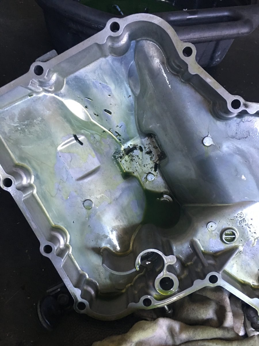 need help MY 08 Busa gearbox destroyed | Busa problems
