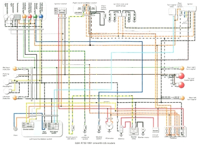 2007 Hayabusa Wiring Diagram Diagram Base Website Wiring
