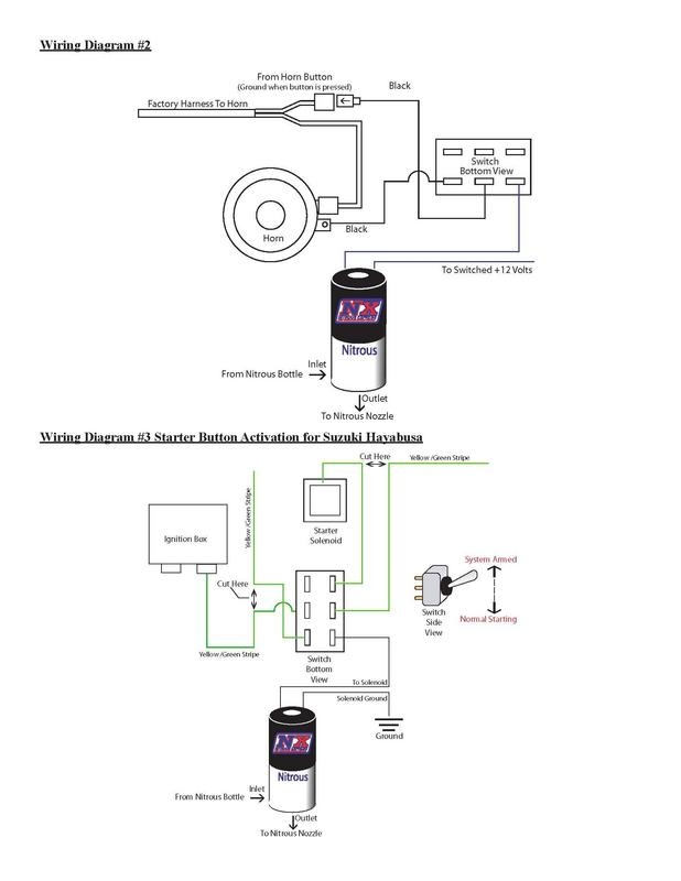 Page4r: Nitrous Solenoid Wiring Diagram At Motamad.org