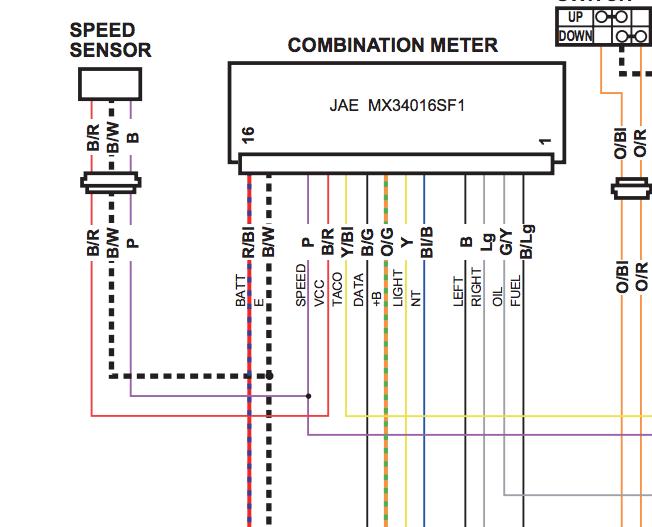 Gen 2 Wiring Diagram | Hayabusa Owners Group