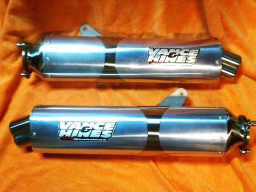 Vance and Hines Exhaust S4 | General Bike Related Topics