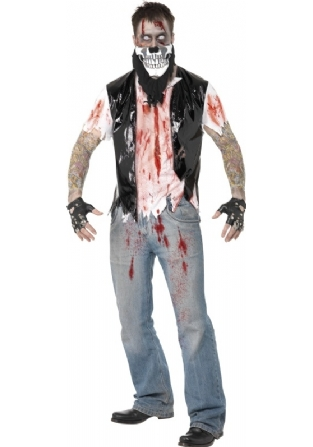 zombie_biker_costume.jpg  sc 1 st  Hayabusa.org & Halloween Costume while on the busa | General Bike Related Topics ...