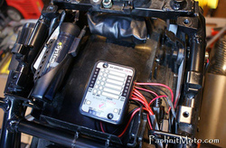 Weres the fuse box | Hayabusa Owners Group
