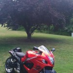 My 08 busa