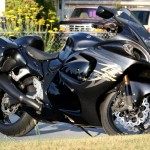 My Busa With Corbin Beattle Bags