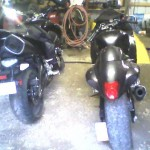 My Busa And B-king