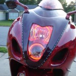 Hayabusa Headlight With Ccfl Ring